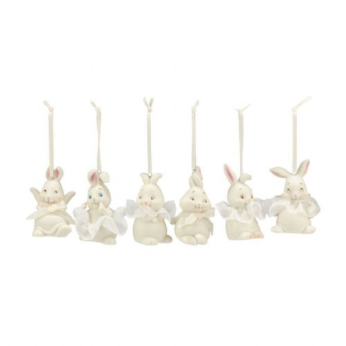 Dottie Mini Display Ornaments - Set of 6